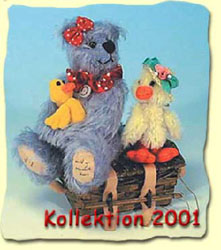 Logo der Collektion 2001